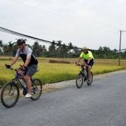 Mekong cycling tours