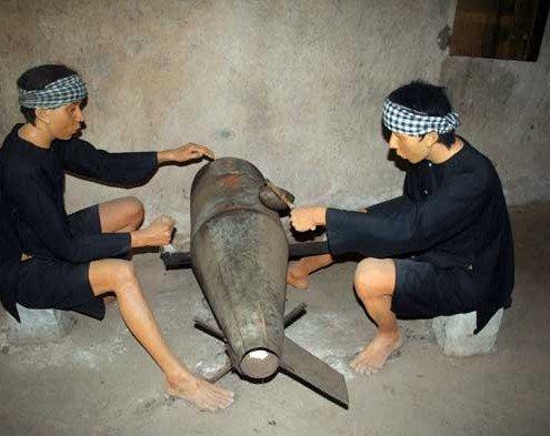 Vietnam Discovery - Vietnam Tours - Vietnam Travel Cuchi tunnel