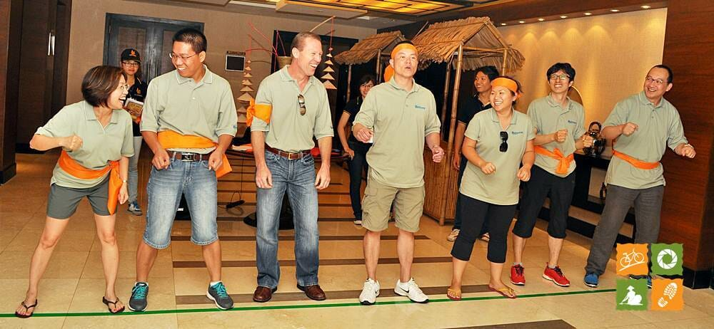 Vietnam Team Building - Indoor team Building