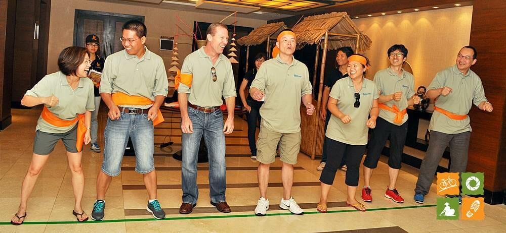 Vietnam Team Building - Indoor team Building