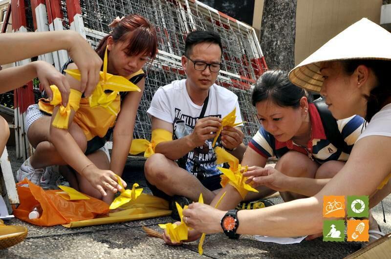 Vietnam Team Building - Vietnam scavenger hunt
