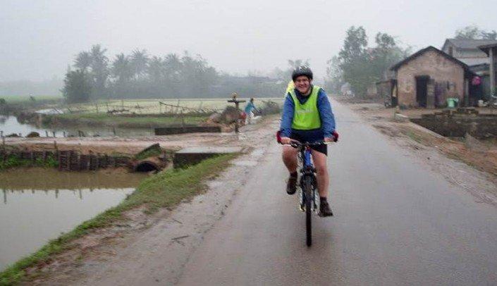 Biking HUE COUNTRYSIDE