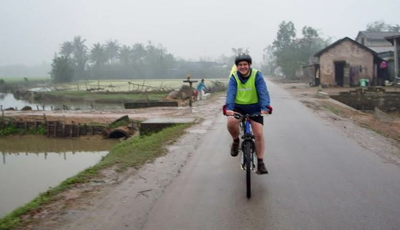 Vietnam cycling holidays