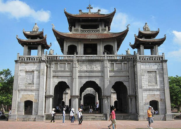 Phat-Diem-Cathedral Vietnam Ninh Binh