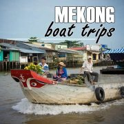 Mekong cruise - Mekong river tours