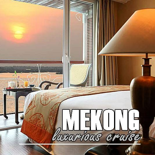 Mekong cruise - Mekong river tour