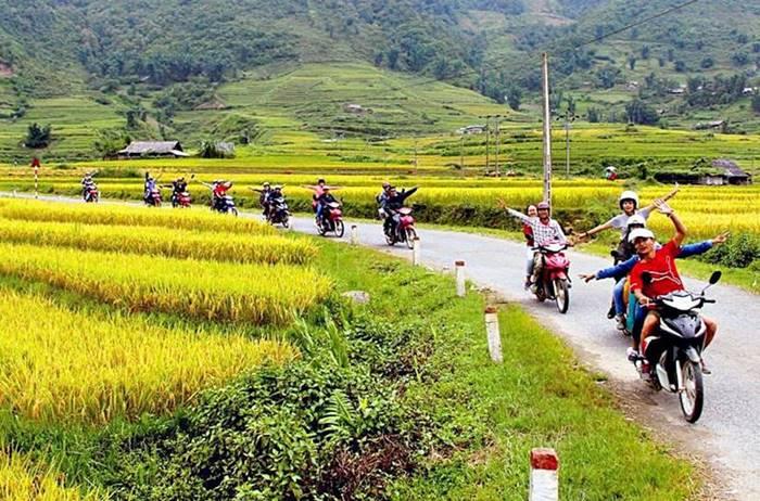 Biking trips in Vietnam