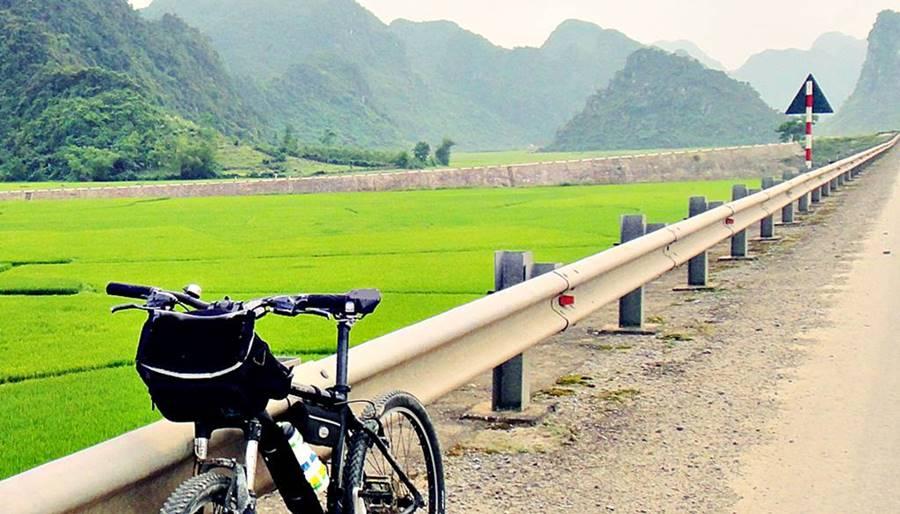 Vietnam Cycling Trip