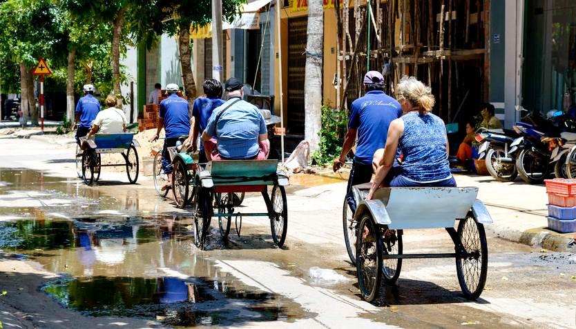 cities along Mekong cruises