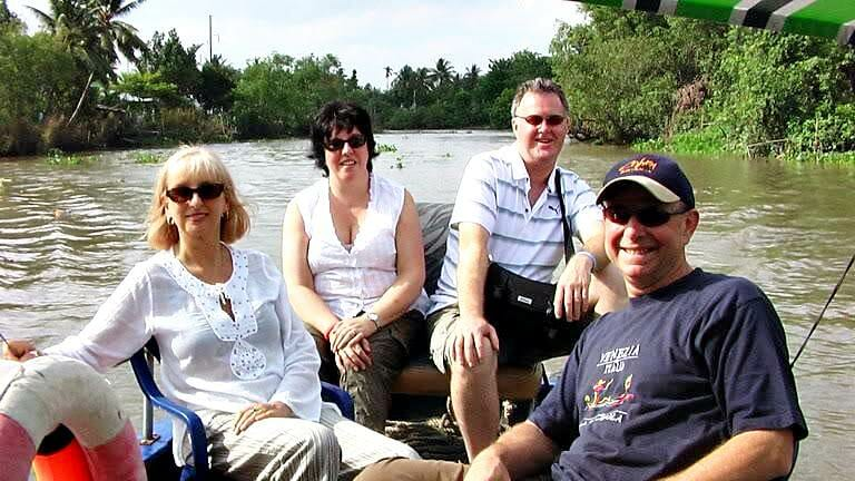 Mekong delta cruise - Travel Information for trips in Vietnam and Cambodia