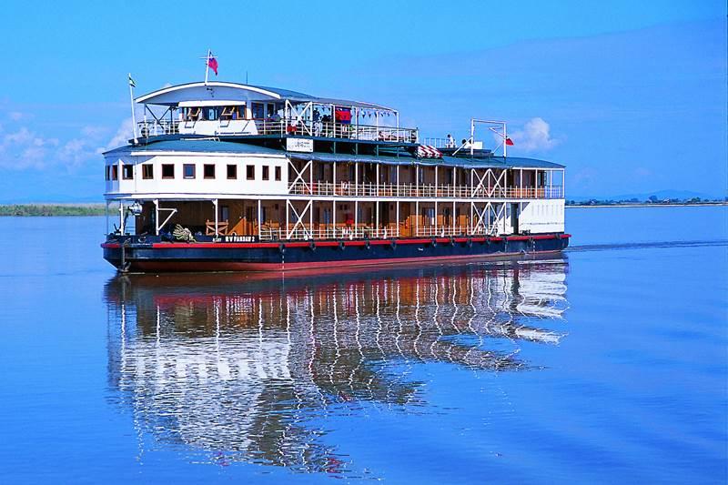 Pandaw cruise - Mekong cruise - Vietnam cruise