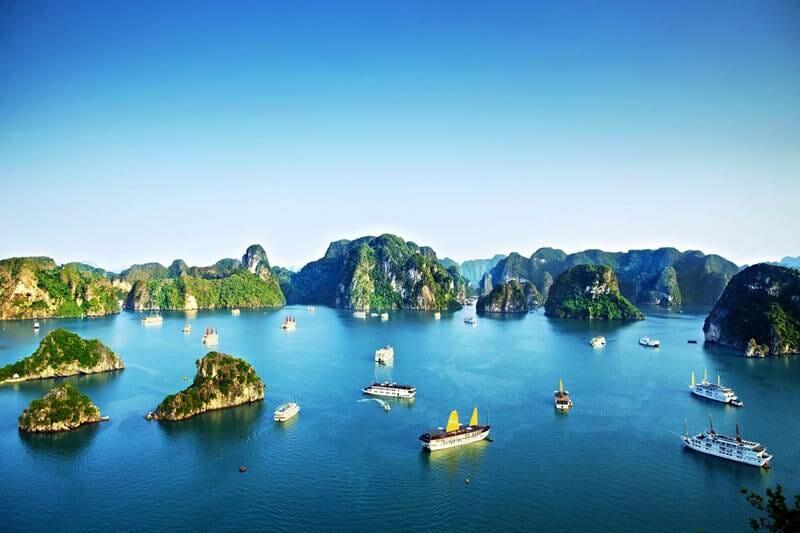 Vietnam-rundreise-Halong