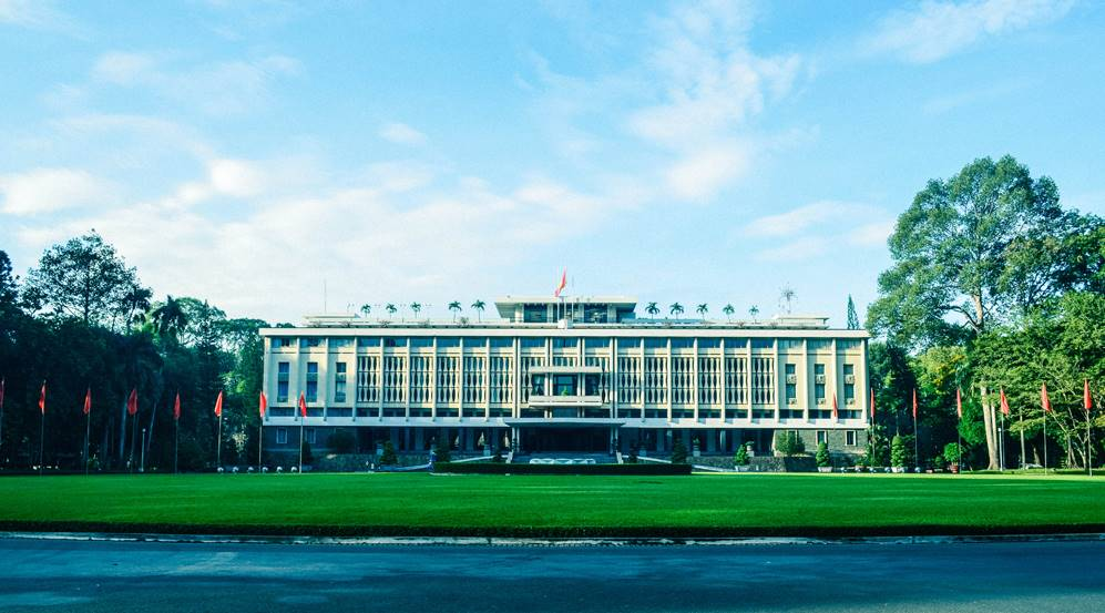 Reunification Palace - things to do in Ho Chi Minh